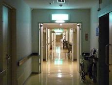 夜勤専従の看護師